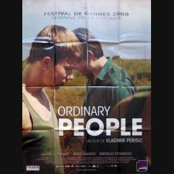 "AFFICHE FILM : affiche de cinéma du film "" Ordinary People "" dimension 115 x 158 cm (E013)"
