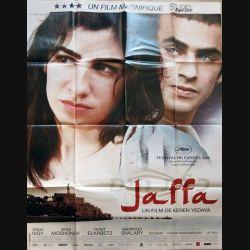 "AFFICHE FILM : affiche de cinéma du film "" Jaffa "" dimension 115 x 158 cm (E020)"