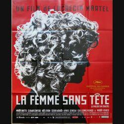 """AFFICHE FILM : affiche de cinéma du film """" La femme sans tête """" dimension 115 x 158 cm (E020)"""