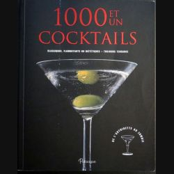 1000 et un cocktail aux Éditions Parragon (C 193)