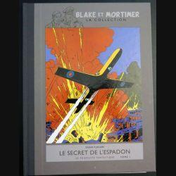 BD Blake et Mortimer la collection  : le secret de l'Espadon tome 1avec poster (C 193)