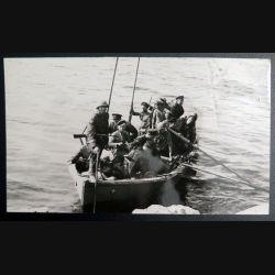 URSS : photo 17,9 x 10,5 cm Les marins soviétiques et les fusiliers marins e la 2° Guerre mondiale (C194)