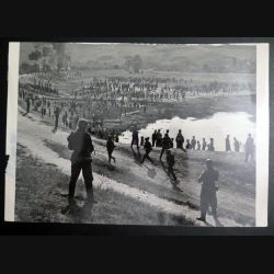 URSS : photo 21 x  28 cm Premiers mois de la Grande guerre patriotique Ukraine 1941 (C194)