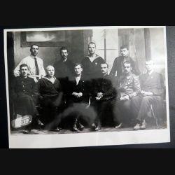 URSS : photo 24 x  18 cm Commissaires de la marine révolutionnaire 1921 (C194)