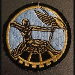 BAR : insigne tissu de la base aérienne 721 de Rochefort
