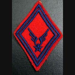 LOSANGE DE BRAS MODÈLE 45 : régiment d'artillerie ALAT troupe
