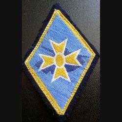 1° DB : insigne tissu de la 1° division blindée