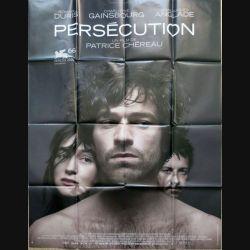 """AFFICHE FILM : affiche de cinéma du film """" Persécution """" dimension 115 x 158 cm (E028)"""