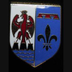 ÉCU de Gendarmerie de la CCRG Provence Côte d'Azur AB (Arthus Bertrand) en émail