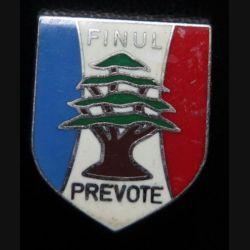 ECU de Gendarmerie de la prévôté de la FINUL au Liban de fabrication Drago sans vis