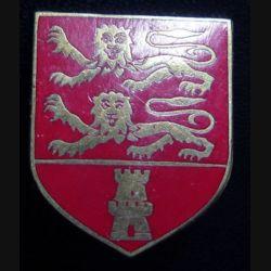 ÉCU de Gendarmerie de la CCRG Basse Normandie Drago émail