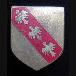 ÉCU de Gendarmerie de la 6° légion de GD de Metz Drago G. 2184 sans écrou