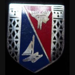 ECU de Gendarmerie de la gendarmerie de Wallis et Futuna de fabrication Drago Noisiel