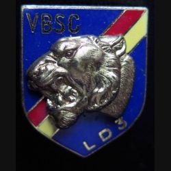 ECU de Gendarmerie du 3° régiment de garde montagnarde VBSC LD3 en EO Drago Noisiel retirage