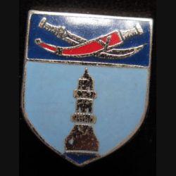 ÉCU de gendarmerie des Territoires français des Afars et des Issas Drago Paris G. 2109 sans écrou