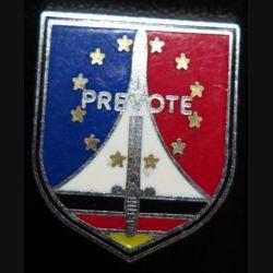Écu de gendarmerie de la prévôté FFSA Delsart Sens G. 4055 sans écrou