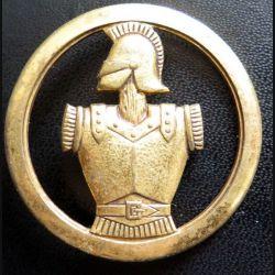 INSIGNE DE BÉRET DU GÉNIE : insigne de béret du génie de fabrication Béraudy Vaure Ambert