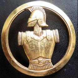 INSIGNE DE BÉRET DU GÉNIE : insigne de béret du génie de fabrication Arthus Bertrand Paris
