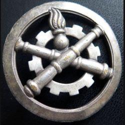 Insigne de béret du matériel de fabrication Arthus Bertrand