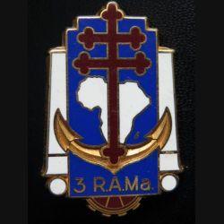 3° RAMa : 3° Régiment d'Artillerie de Marine DRAGO G. 1927