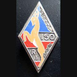 150° RI : 150° régiment d'infanterie de fabrication Fraisse Paris G. 460