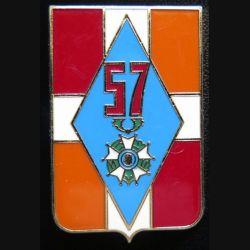 57° RI : 57° régiment d'infanterie de fabrication Delsart G. 2091