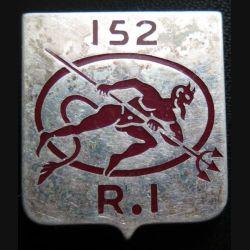 152° RI : 152° régiment d''infanterie fabriqué par Drago Noisiel Marne La Vallée G. 477
