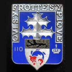 110° RI : 110° régiment d'infanterie de fabrication Drago Noisiel H. 114