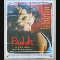 "AFFICHE FILM : affiche "" Paddy "" de 1998 dimension 115 x 158 cm (E030)"