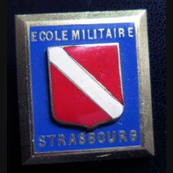 EMS : insigne de l'école militaire de Strasbourg de fabrication Drago G. 436
