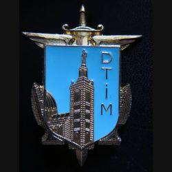 DTIM : District de transit interarmées Méditerranée de fabrication Delsart G. 4279