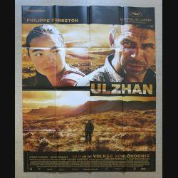 """AFFICHE FILM : affiche de cinéma du film """"Ulzhan"""" 2008 dimension 115 x 158 cm (E030)"""