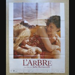 """AFFICHE FILM : affiche de cinéma du film """"L'arbre"""" dimension 115 x 158 cm (E030)"""