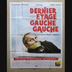 """AFFICHE FILM : affiche de cinéma du film """"Dernier étage gauche gauche"""" dimension 115 x 158 cm (E031)"""