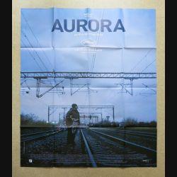 """AFFICHE FILM : affiche de cinéma du film """" Aurora """" dimension 40 x 53 cm (E002)"""