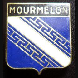 CAMP Mourmelon : Insigne métallique du Camp de MOURMELON Drago 1° modèle