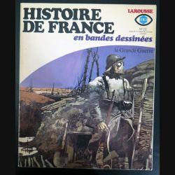 Histoire de France en bandes dessinées N° 22 de la Marne à Verdun (C200)