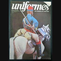 UNIFORMES n° 58 Nov déc 1980 (C200)