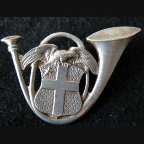 13° BCA : insigne métallique du 13° bataillon de chasseurs alpins de fabrication Drago Paris