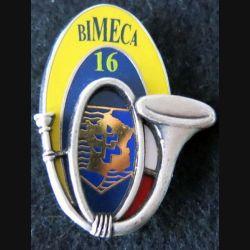 16° GC BIMECA : 16° bataillon d'infanterie mécanisé, groupe de chasseurs, de la 2° division blindée Y. Boussemart
