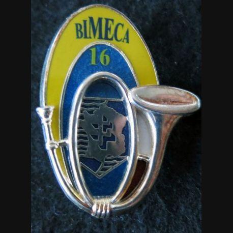 16° GC BIMECA : 16° bataillon d'infanterie mécanisé, groupe de chasseurs, de la 2° division blindée Y. Boussemart translucide