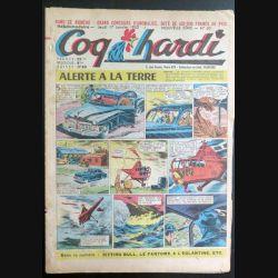 Bande dessinée Coq Hardi n° 60 du jeudi 17 janvier 1952 (C174)