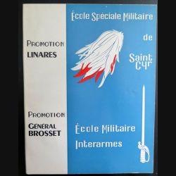Album de l'ESM et de l'EMIA Promotion Général Linarès et Général Brosset (C210)