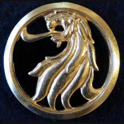 INSIGNE DE BÉRET : insigne de bérêt de la préparation militaire de fabrication Drago Paris