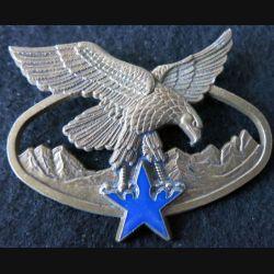 BQTM : Brevet de qualification des troupes de montagne de fabrication Drago Paris G. 2465