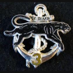 21° RIMa : 3° Compagnie du 21° Régiment d'Infanterie de Marine RCA Boussemart Prestige argenté