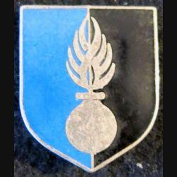 ECU de Gendarmerie du Centre administratif et technique de fabrication A.B en émail