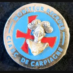 CIABC : Brevet de moniteur recrues du centre de l'instruction de l'ABC de Carpiagne Drago GS 36