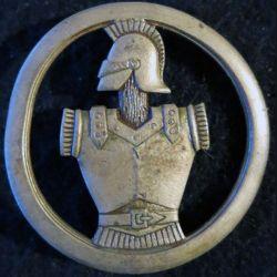 INSIGNE DE BÉRET GÉNIE : insigne de béret du Génie de fabrication Coinderoux Paris