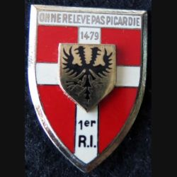 1° RI : 1° régiment d'infanterie de fabrication Drago Paris G. 2118 de 1968